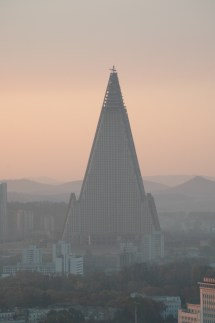 Ryugyong Hotel World' Creepiest Structure Nosleep