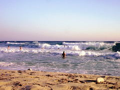 Ikaria 297 (isl_gr (away on an odyssey)) Tags: surf waves ikaria icaria  aegean ege   icariansea  meltemi messakti top20beaches wildswimming