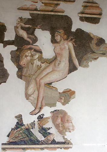 Il ratto dEuropa, Aquileia