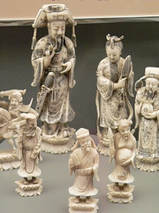 Ivory Chess Set China
