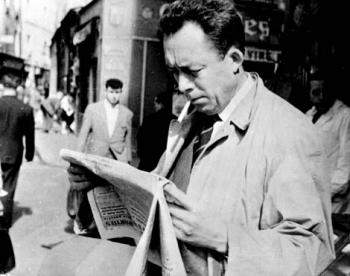 an analysis of absurd heroes in books by albert camus Getting used to punishment the book, the stranger, was written by albert camus and was based on the myth of sisyphus, and thus these two books.