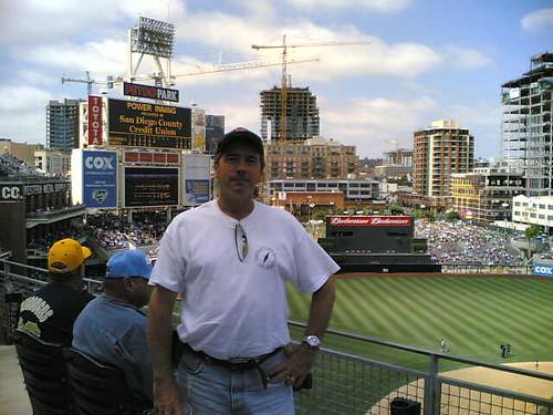 Glenn at Petco, San Diego, CA
