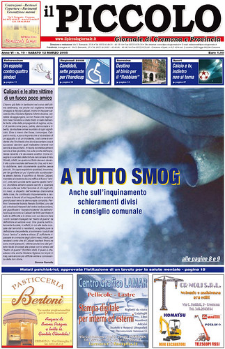 A tutto smog