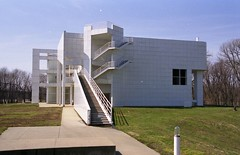 "Richard Meier ""Atheneum"""