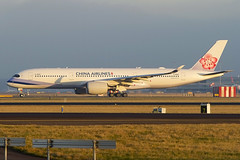 B-18905, Airbus A350-941, China Airlines