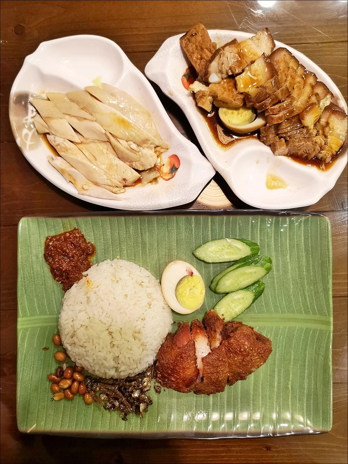 新馬小廚|臺中海南雞飯推薦,價位不貴又好吃,想吃雞腿要趁早 | 酷麥克同名網誌