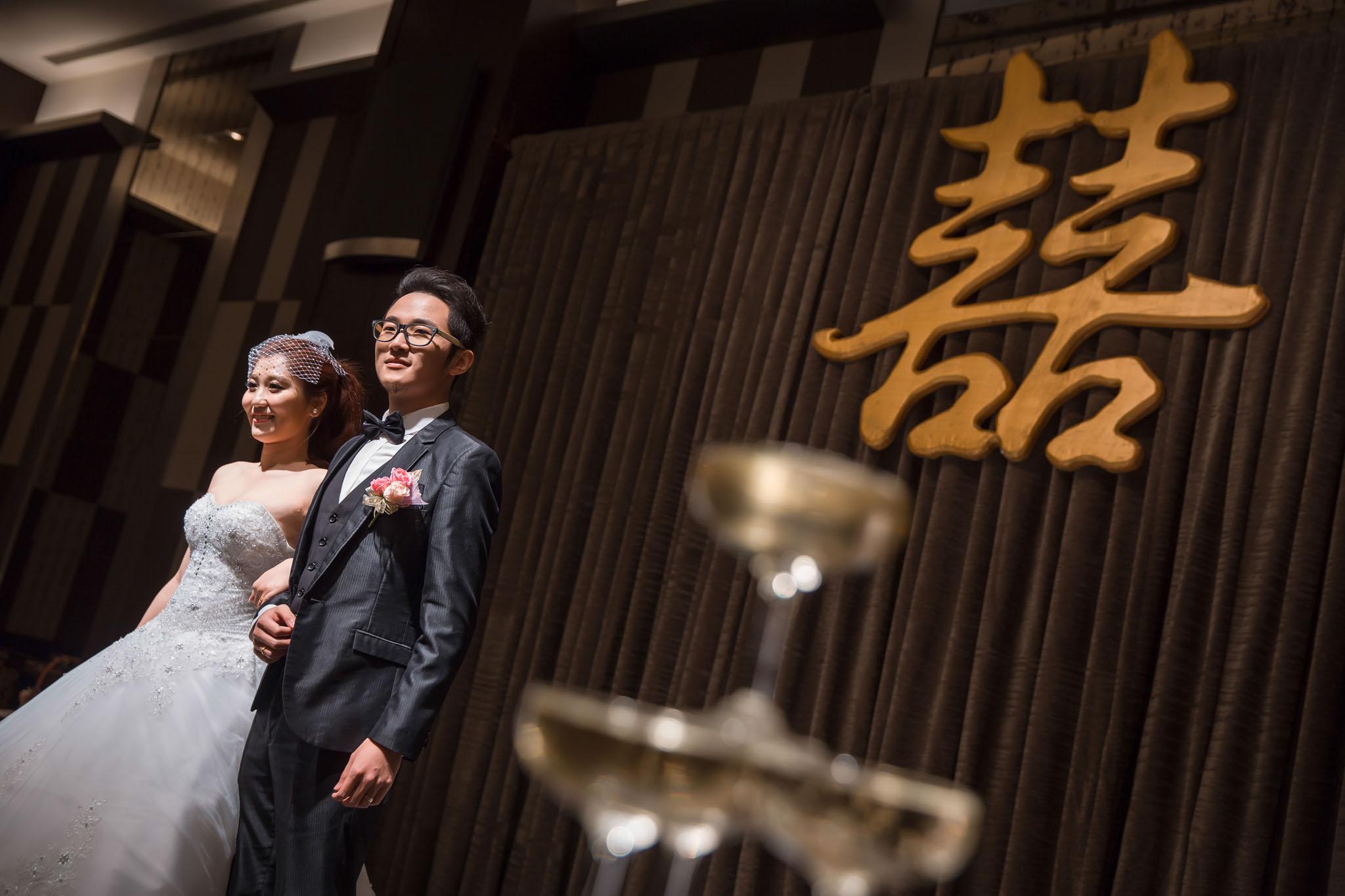 【國賓婚攝】新竹國賓大飯店   婚禮紀錄   單宴客   國濤&欣儀 - 奔跑少年