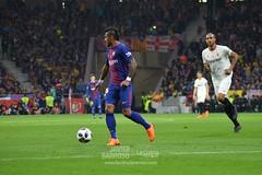 Final Copa del Rey   Sevilla FC - FC Barcelona