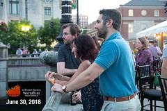 2018-6-30 WaterFire Providence Full Lighting (Photograph by Kevin Murray) (6)