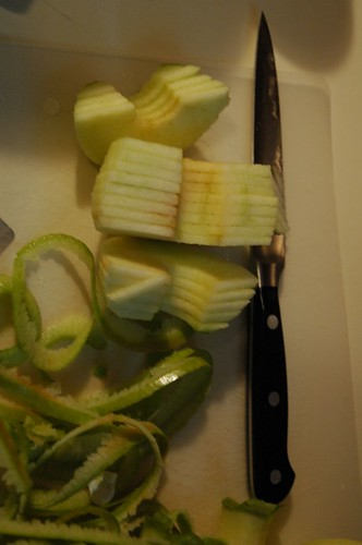 Apples, Sliced