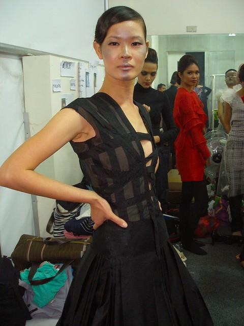 Jo Ann Bitagcol wearing YQR
