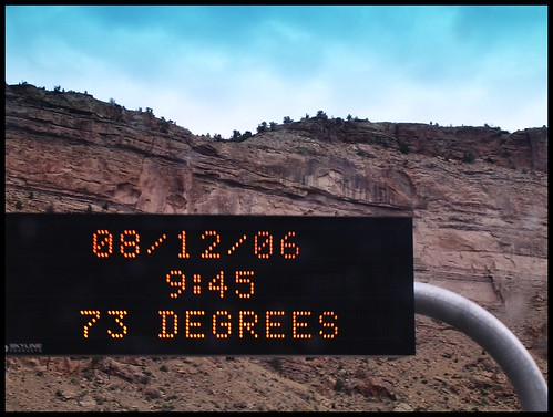 45 and 73°