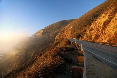 Big Sur Brücke am Highway Number One