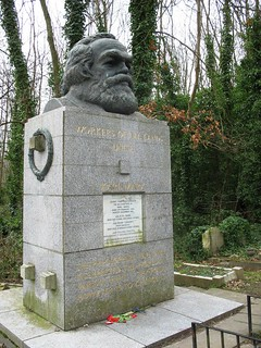 Karl Marx's tomb IMG_0846