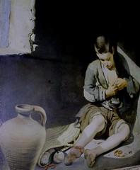 """""""The Young Beggar""""  by  Bartolome Mu..."""