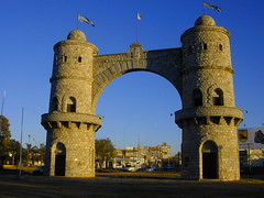 Arco de Entrada Córdoba Argentina