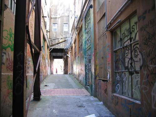 wellington alley