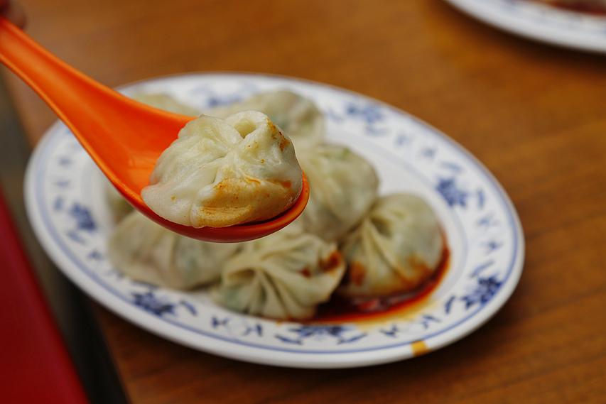 宜蘭小吃,宜蘭美食,小籠包,正好鮮肉小籠包,銅板小吃,銅板美食 @VIVIYU小世界