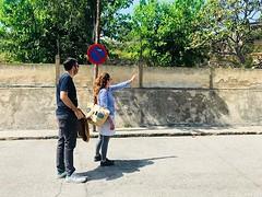 ❤️ A can Besora, l'Isaac i la Cristina mirant, sobre el terreny l'impacte del nou pla parcial Vessants II. El que sabem i el que encara no sabem d'aquest projecte, al bloc de l'@Isalvatierra 👇 https://ift.tt/2nfigsl