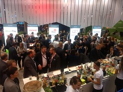 """Dmexco Standparty messen Event Cocktail Catering • <a style=""""font-size:0.8em;"""" href=""""http://www.flickr.com/photos/69233503@N08/39730198490/"""" target=""""_blank"""">View on Flickr</a>"""