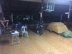 Campen in der Schule