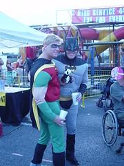 Batman and Robbin