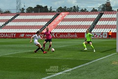 Sevilla Femenino - Madrid CFF