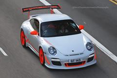 Porsche, 997 GT3RS, Wan Chai, Hong Kong