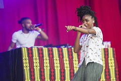 "Little Simz - Sonar 2018 - Jueves - 2 - M63C1741 • <a style=""font-size:0.8em;"" href=""http://www.flickr.com/photos/10290099@N07/42813528131/"" target=""_blank"">View on Flickr</a>"