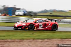 British GT 2018 Oulton Park Race Day