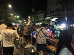 Nachtmarkt in Ranong