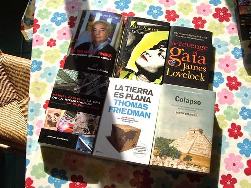 Friedman, Castells, Lovelock, Diamond y Kunzru, conversan