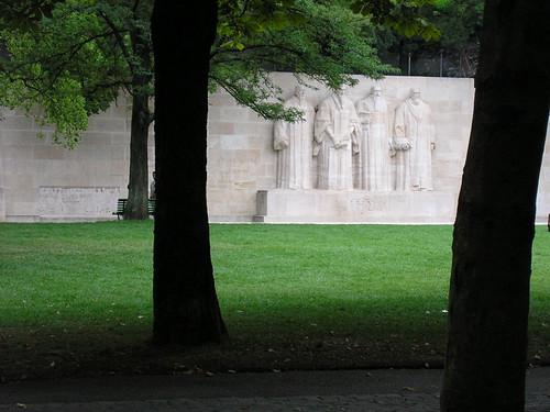 Reformation Monument por keepps.
