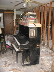 The piano still plays