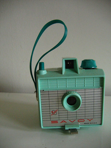 thrifted: savoy camera