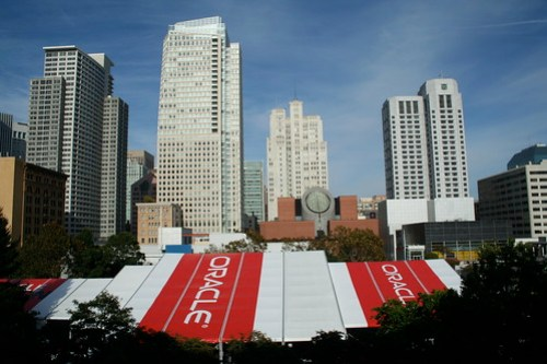 Oracle World San Francisco 2006