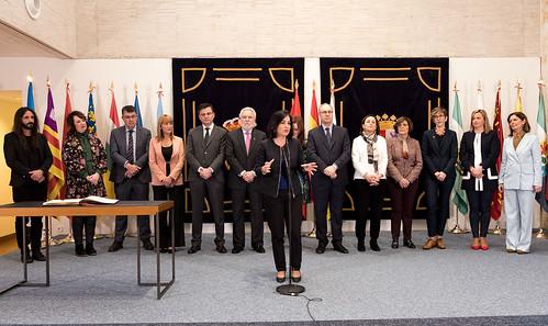 Reunión de Coprepa en Valladolid