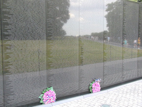 Vietnam War Memorial, Washington, DC