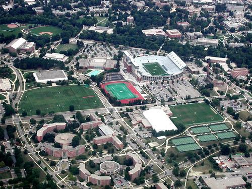 MSU Aerial Photo by clayton_busbey