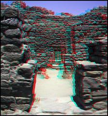Doorway at Aztec Ruins