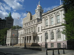 NYC: City Hall