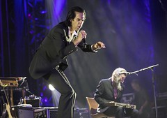 "Nick Cave and The Bad Seeds - Primavera Sound 2018 - Jueves - 1 - M63C5269 • <a style=""font-size:0.8em;"" href=""http://www.flickr.com/photos/10290099@N07/27622201487/"" target=""_blank"">View on Flickr</a>"