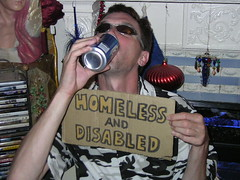 Homeless and Disabled