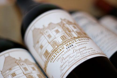1998 Château Haut-Brion by waynemah (flickr.com)