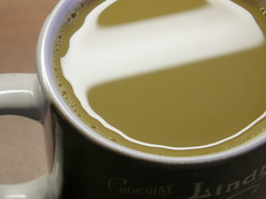 Creamed Coffee