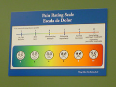 Pain Rating Scale