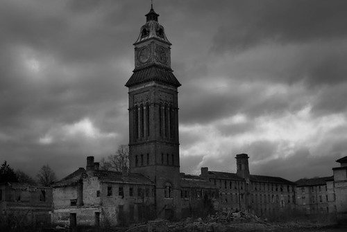St Crispin's Hospital
