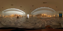 360-Degree View in Archaeological Museum of Olympia May 2018