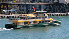 MV May Gibbs, Emerald Class, of Sydney Ferries