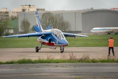 Alpha jet Patrouille de France PAF